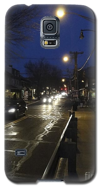 An Evening For Robert Beck Galaxy S5 Case