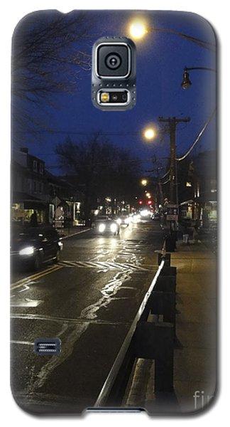 An Evening For Robert Beck Galaxy S5 Case