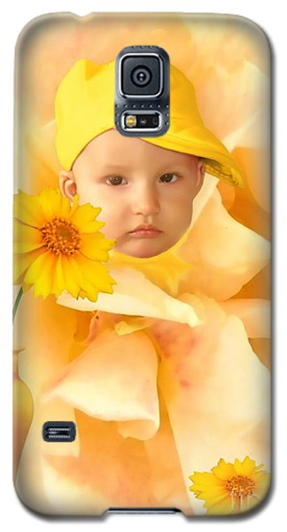 An Image Of A Photograph Of Your Child. - 09 Galaxy S5 Case