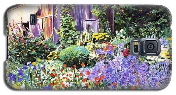 An Impressionist Garden Galaxy S5 Case