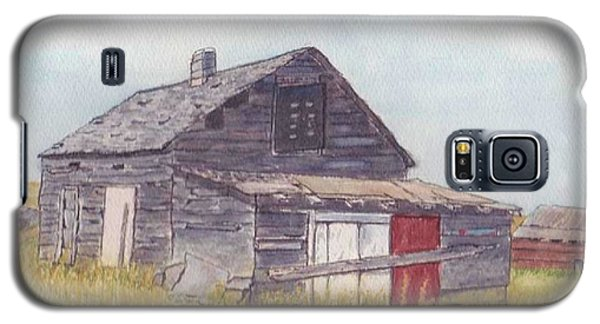 An Old Memory Home In The Grand Prairies Galaxy S5 Case