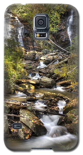 Ana Ruby Falls In Autumn Galaxy S5 Case