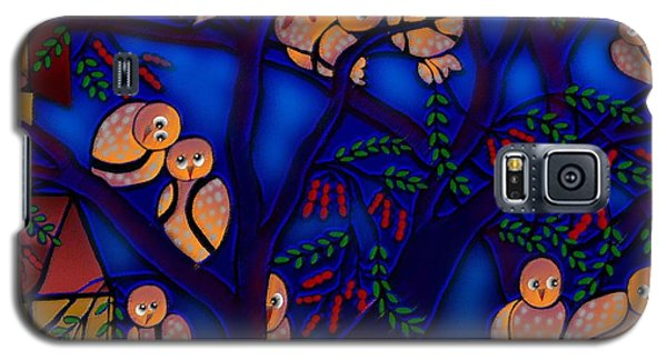 Ancestral Home Near The Tamarind Tree Galaxy S5 Case