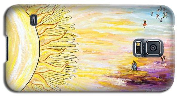Anche Per Te Sorgera' Il Sole Galaxy S5 Case by Loredana Messina