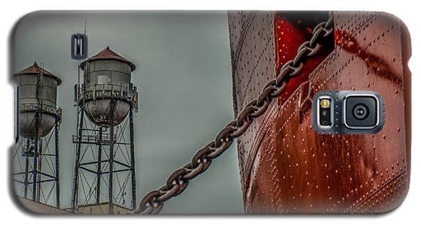 Anchor Chain Galaxy S5 Case by Paul Freidlund