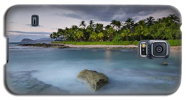 Anchor Of The Sea At Koolina Galaxy S5 Case