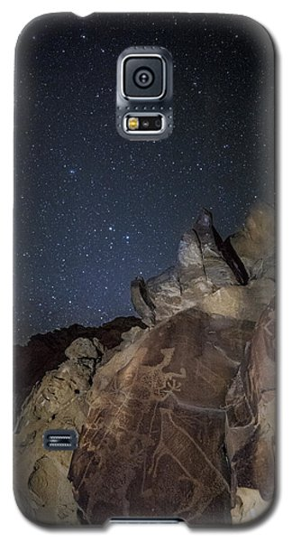 Ancient Art At Night Galaxy S5 Case