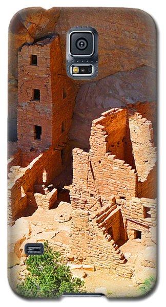 Ancient Dwelling Galaxy S5 Case by Alan Socolik