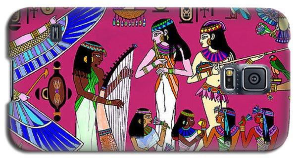 Ancient Egypt Splendor Galaxy S5 Case