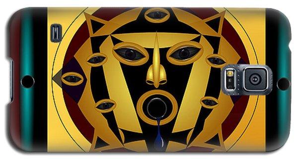 Ancient Eyes Galaxy S5 Case