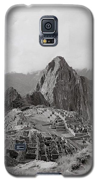 Ancient Machu Picchu Galaxy S5 Case