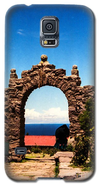 Ancient Portal Galaxy S5 Case by Suzanne Luft