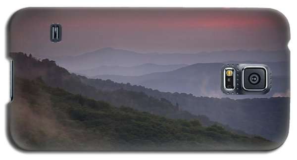 Galaxy S5 Case featuring the photograph Ancient Smokies by Serge Skiba