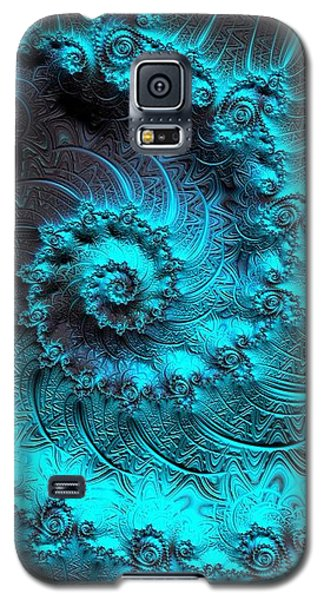 Ancient Verdigris -- Triptych 1 Of 3 Galaxy S5 Case