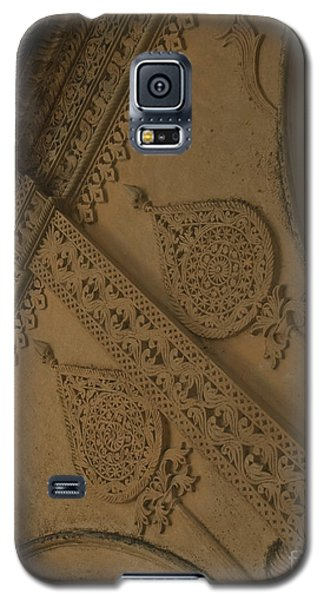 Galaxy S5 Case featuring the photograph Ancient Wall by Mini Arora