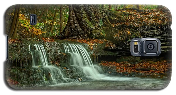 Galaxy S5 Case featuring the photograph And God Proclaimed His Creation Good by Skip Tribby