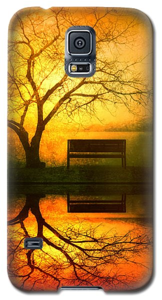 And I Will Wait For You Until The Sun Goes Down Galaxy S5 Case by Tara Turner