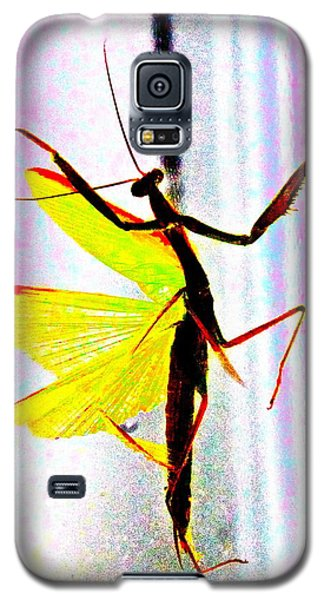 And Now Our Featured Dancer Galaxy S5 Case by Xn Tyler