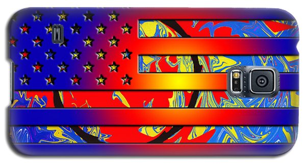 And The Flag Still Stands Galaxy S5 Case