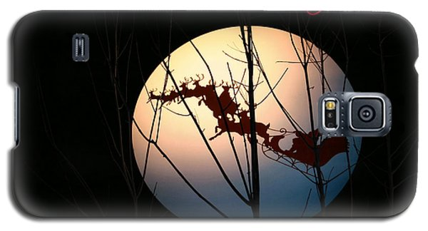 And To All A Good Night Galaxy S5 Case by Kristin Elmquist