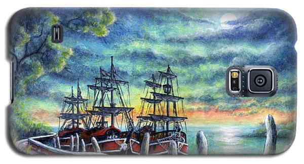 And We Shall Sail My Love And I Galaxy S5 Case