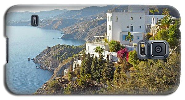 Andalucia Coastline Galaxy S5 Case by Rod Jones