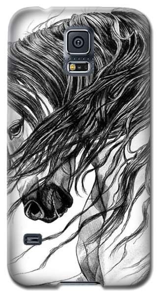 Andalusian Arabian Head Galaxy S5 Case