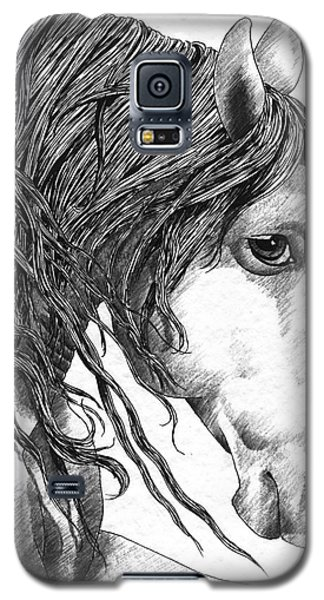 Andalusian Horse Galaxy S5 Case