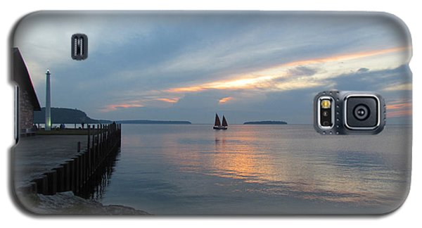 Anderson Dock Sunset Galaxy S5 Case