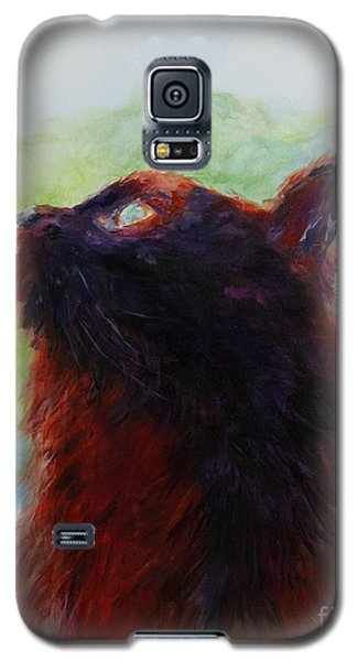 Anderson's Shadow Galaxy S5 Case by Susan Fisher