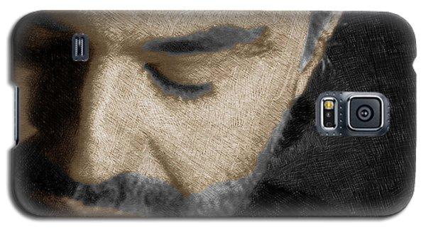 Andrea Bocelli And Square Galaxy S5 Case