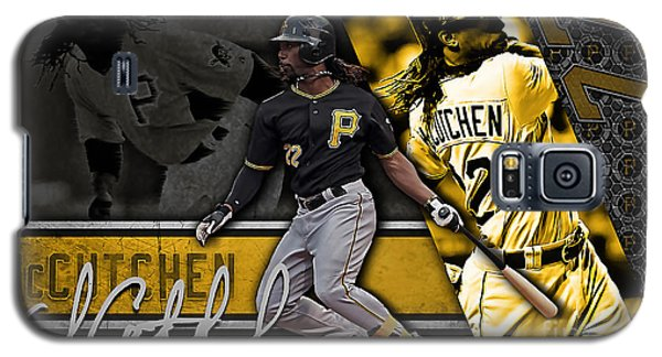 Andrew Mccutchen Galaxy S5 Case by Marvin Blaine