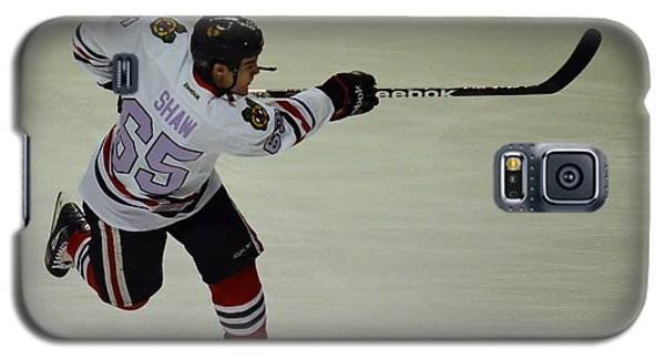 Galaxy S5 Case featuring the photograph Andrew Shaw Fights Cancer by Melissa Goodrich