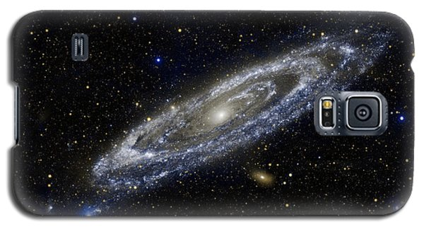 Andromeda Galaxy S5 Case
