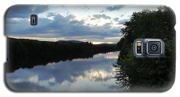 Androscoggin River Reflections Galaxy S5 Case