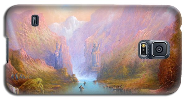 Anduin The Great River Galaxy S5 Case by Joe  Gilronan