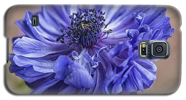 Anemone Blues I Galaxy S5 Case