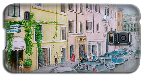 Anfiteatro Hotel Rome Italy Galaxy S5 Case