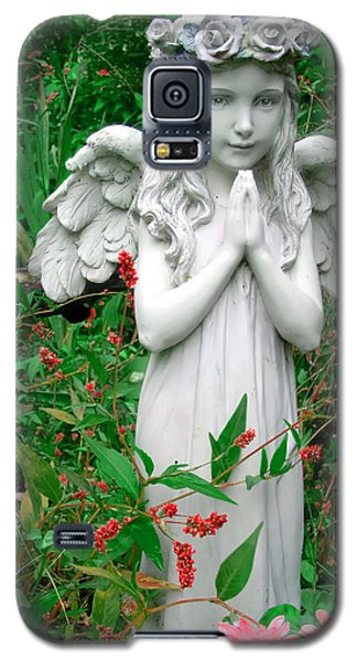 Galaxy S5 Case featuring the photograph Angel by Aimee L Maher Photography and Art Visit ALMGallerydotcom