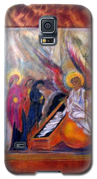 Angel At The Tomb Galaxy S5 Case