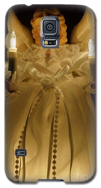 Angel Divine Galaxy S5 Case