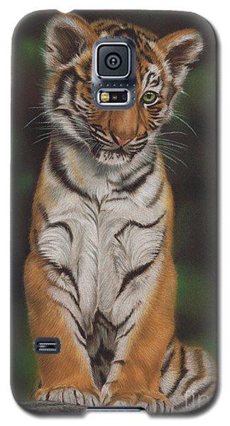Angel Eyes Galaxy S5 Case