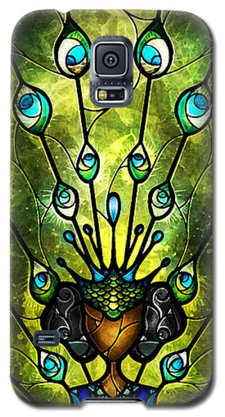 Angel Eyes Galaxy S5 Case