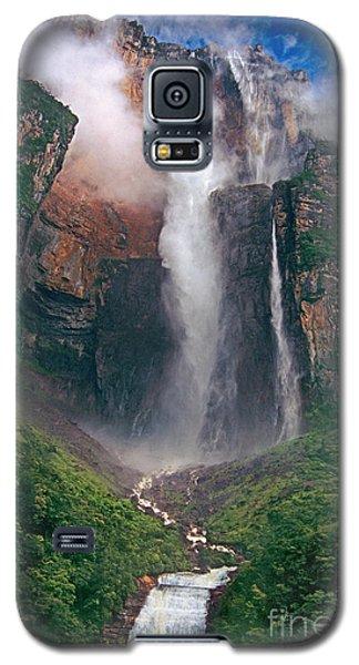 Angel Falls In Venezuela Galaxy S5 Case