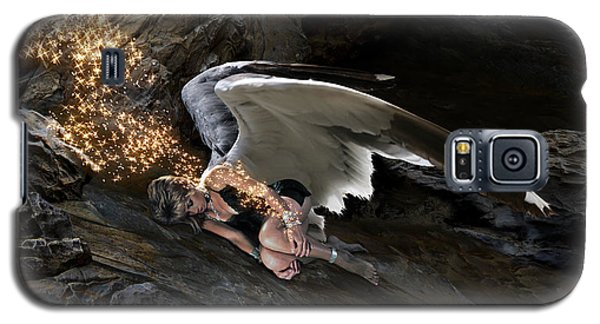 Angel- Give Your Worries To The Father Galaxy S5 Case