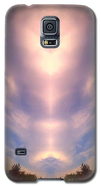 Angel Heart Galaxy S5 Case by Karen Newell