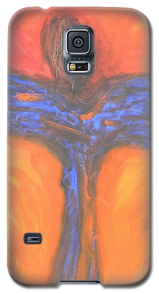 Angel Impression 1 Galaxy S5 Case by Mark Minier