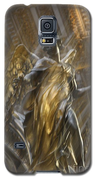 Angel In Motion Galaxy S5 Case