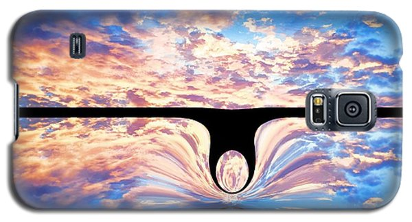 Angel In The Sky Galaxy S5 Case by Alec Drake