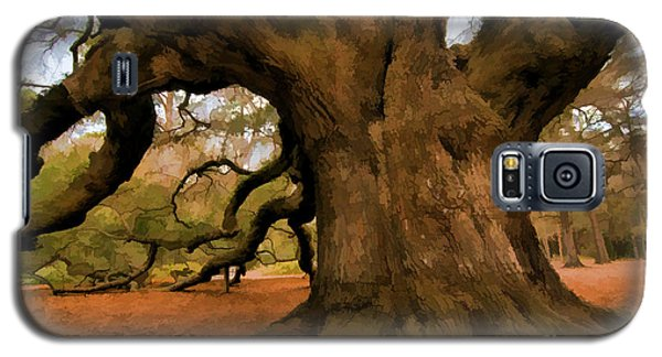 Angel Oak Tree Galaxy S5 Case